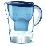 Dzbanek filtrujący Brita Marella XL (niebieski) + 1x filtr Maxtra+ Pure Performance + 1x filtr Maxtra+ Hard Water