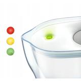 Dzbanek filtrujący Style XL (niebieski) +1 filtr MP +butelka Brita Vital 0,6L (limonka)
