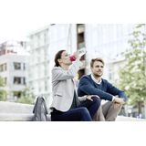 Butelka filtrująca Brita Fill&Go Vital (różowa)