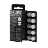 Zestaw do konserwacji ekspresu Krups (filtr F088 + tabletki czyszczące XS3000)