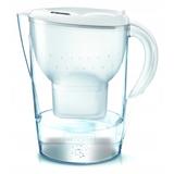 Dzbanek filtrujący Brita Marella XL (biały) + 1x filtr Maxtra+ Pure Performance + 1x filtr Maxtra+ Hard Water