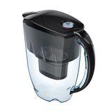 Dzbanek filtrujący Aquaphor Jasper +1 filtr B100-25 +9 filtrów Mg+ (czarny)