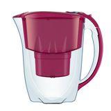 Dzbanek filtrujący Aquaphor Amethyst +1 filtr B100-25 (wiśniowy)