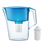 Dzbanek filtrujący Aquaphor Standard +1 filtr B100-15 (niebieski)