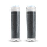 """Wkład filtr do wody DAFI z aktywnym węglem 10"""" (2szt.)"""