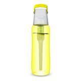Butelka filtrująca Dafi SOLID 0,7L z wkładem filtrującym (żółta)