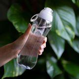 Butelka filtrująca DAFI 0,5L +1 filtr w zestawie (eko / biała / bezbarwna)