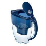 Dzbanek filtrujący Aquaphor Jasper +10 filtrów B100-25 (granatowy)