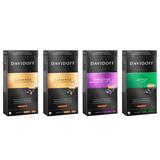Kapsułki Davidoff do systemu Nespresso 4x10szt. (mix smaków)