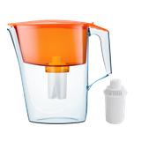 Dzbanek filtrujący Aquaphor Standard +1 filtr B100-15 (pomaranczowy)