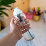 Butelka filtrująca DAFI 0,3L +1 filtr w zestawie (eko / bezbarwna / biała)