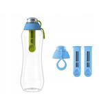 Butelka filtrująca DAFI 0,5L +1 (hybryda) Limitowana Edycja + 2-pack filtrów niebieskich