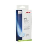 Zestaw do konserwacji Jura: filtr White 60209 + tabletki czyszczące 62715 + tabletki odkamieniające 61848