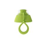Filtr do butelki DAFI zielony (3szt. + nakrętka)