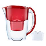 Dzbanek filtrujący Aquaphor Jasper +1 filtr B100-25 (czerwony)