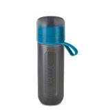 Butelka filtrująca Brita Fill&Go Active (niebieska) + 4szt. filtry Microdisc