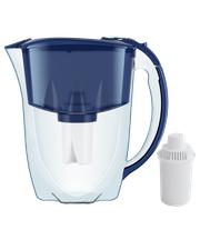 Dzbanek filtrujący Aquaphor Ideal +1 filtr B100-15 (granat)