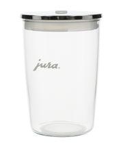 Szklany pojemnik na mleko Jura 72570