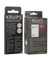 Zestaw do konserwacji ekspresu Krups (tabletki XS3000 + odkamieniacz F054)