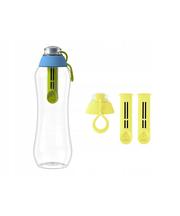 Butelka filtrująca DAFI 0,5L +1 (hybryda) Limitowana Edycja + 2-pack filtrów cytryna