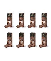 Kawa kapsułki Tchibo Cafissimo Espresso Double Chocolate (80 kapsułek)
