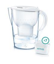 Dzbanek filtrujący Brita Marella XL +7 filtrów Maxtra Plus Pure Performance (biały) Galaxy