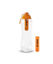 Butelka filtrująca DAFI 0,5L +2 (pomarańczowa)