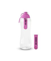 Butelka filtrująca DAFI 0,5L +2 (flamingowy)