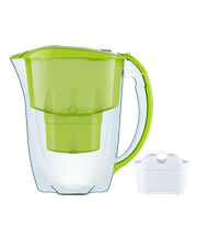 Dzbanek filtrujący Aquaphor Jasper +1 filtr B100-25 (limonka)