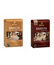 Kawa ziarnista Tchibo Barista Caffe Crema + Espresso (2x500g)