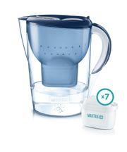 Dzbanek filtrujący Brita Marella XL +7 filtrów Maxtra Plus Pure Performance (niebieski) Galaxy