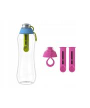 Butelka filtrująca DAFI 0,5L +1 (hybryda) Limitowana Edycja + 2-pack filtrów róż