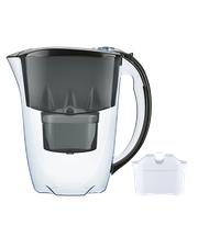Dzbanek filtrujący Aquaphor Amethyst +1 filtr B100-25 (czarny)