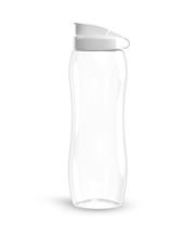 Bidon na wodę Dafi 0,6L (biały)